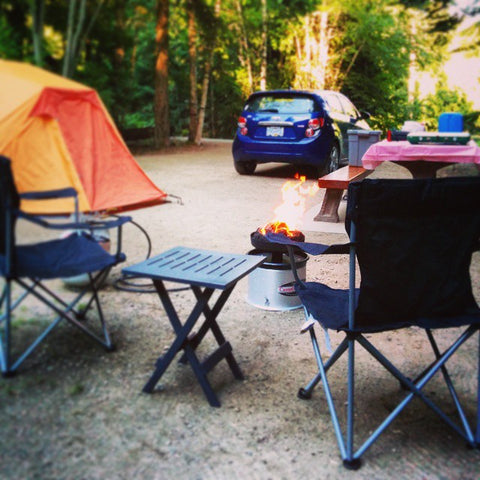 Review of Herald Provincial Park camping