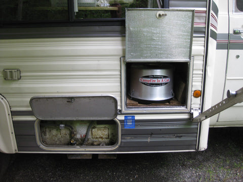 campfire in a can rv storage