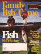 Campfire In A Can Featured in Family Fish & Game Magazine