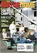 Campfire In A Can Featured in Motor Home Magazine