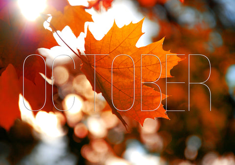 october best month