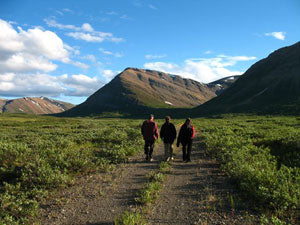 Canadian Hikes Canol Heritage Trail