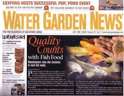 Campfire In A Can Featured in Water Garden News