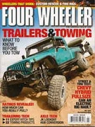 Campfire In A Can Featured in Four Wheeler Magazine