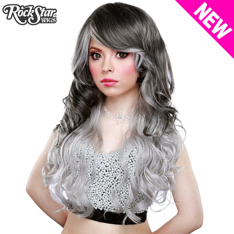 RockStar Wigs® <br> Triflect™ Collection - Grey to Silver -00132