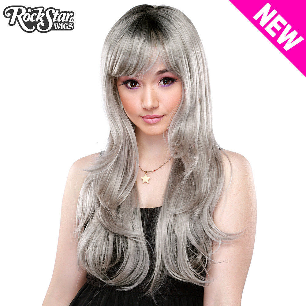RockStar Wigs® <br> Uptown Girl™ Collection - Silver -00135