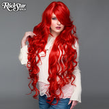"Cosplay Wigs USA™ <br> Curly 90cm/36"" - True Red -00335"