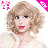 Gothic Lolita Wigs® Bon Bon Collection - Light Medium Blonde -00488