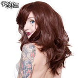 "RockStar Wigs® <br> Hologram 22"" - Chocolate Brown -00636"
