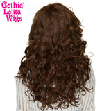 "Lace Front 22"" Cosplay - Chocolate Brown - 00248"