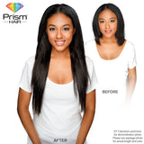 "Prism Hair® Extension 22""- Black - 00739"