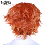 Cosplay Wigs USA™ <br> Boy Cut Short - Copper -00261