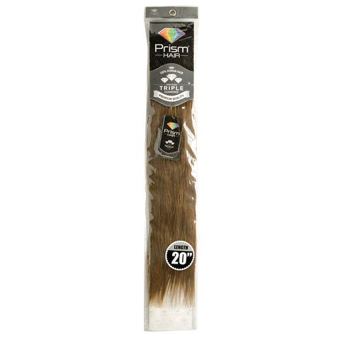 "Prism Hair® Extension 20""- Brown - 00746"