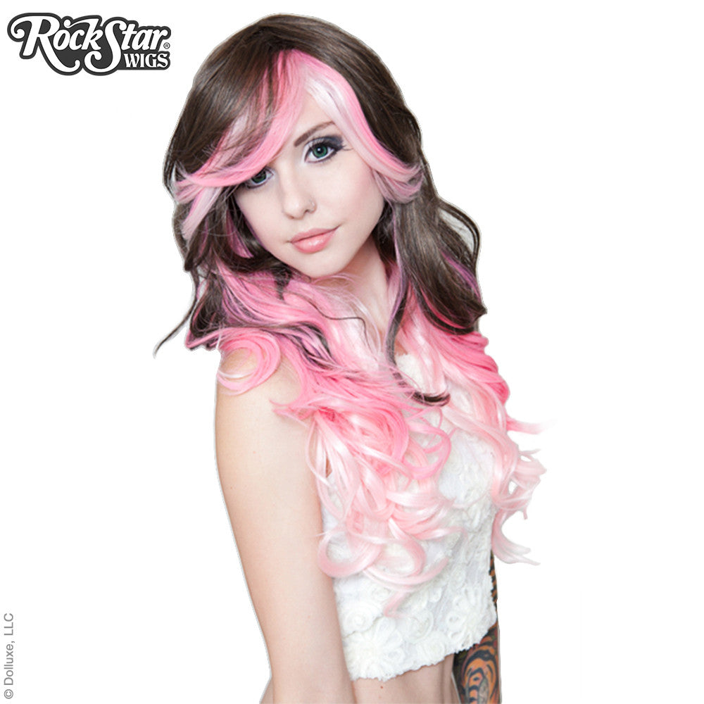 RockStar Wigs® <br> Triflect™ Collection - Choco Strawberry-00387