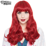 Gothic Lolita Wigs® <br> Straight Classic™ Collection - Burgundy Mix -00032