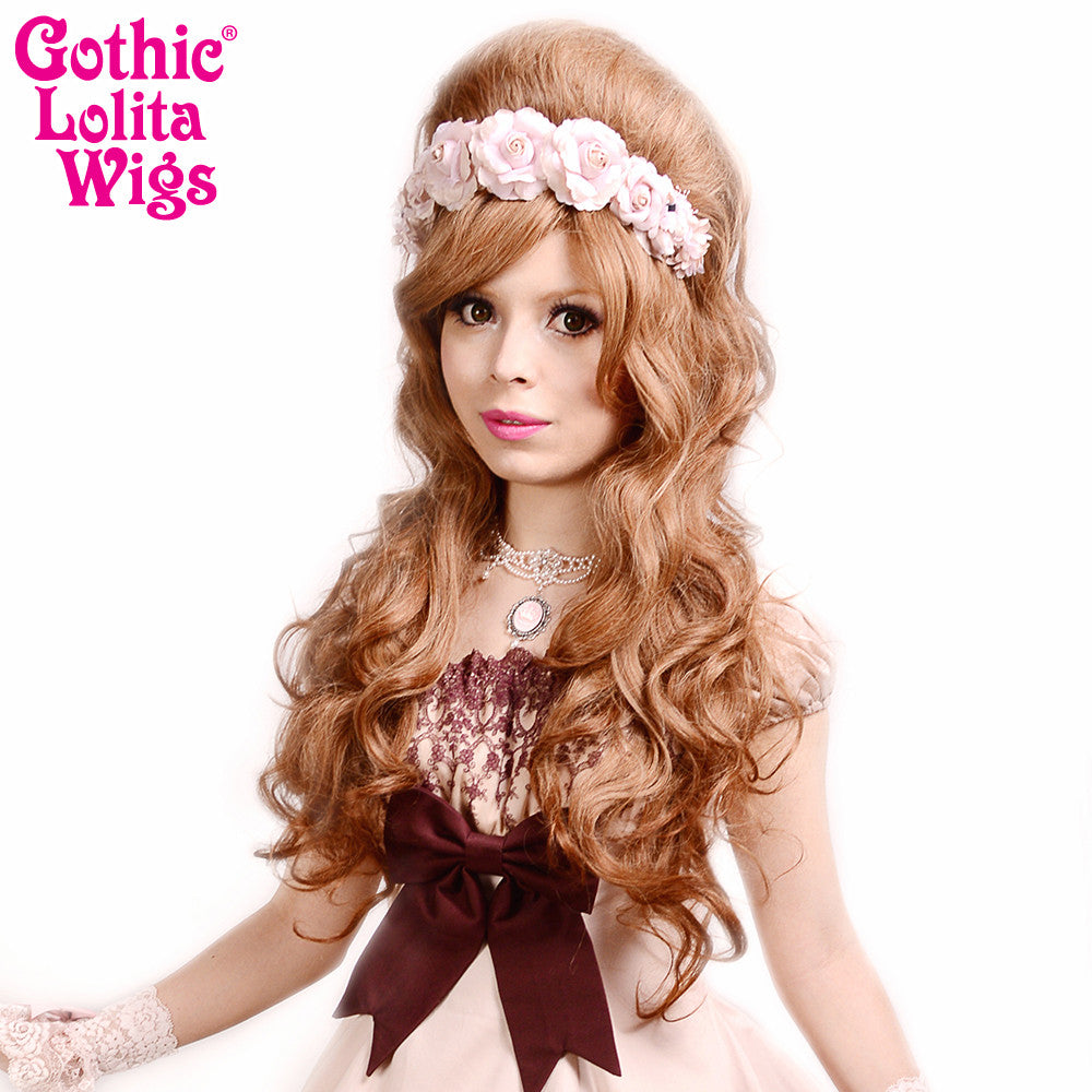 Gothic Lolita Wigs® <br> Countess™ Collection - COCO (Milk Tea Mix) -00146