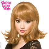 Gothic Lolita Wigs® Daily Doll™ Collection - Honey Milk Tea Mix -00429