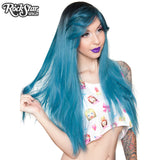 RockStar Wigs®  Bella Dark Root™ Collection - Turquoise -00822