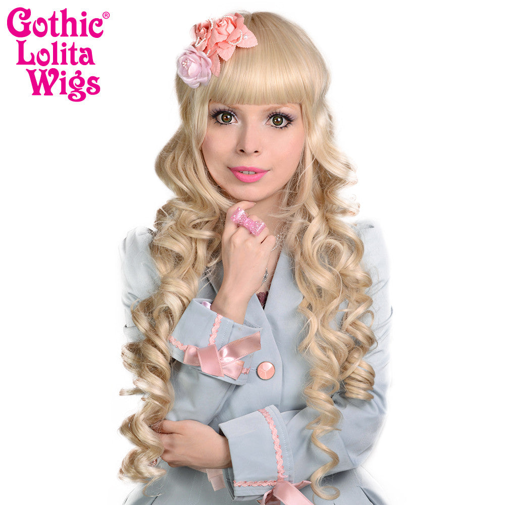 Gothic Lolita Wigs® <br> Duchess Elodie™ Collection - Blonde Mix -00052