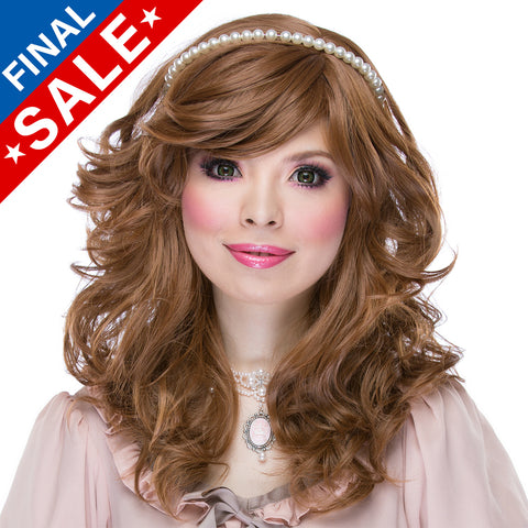 **Retired** Girly Girl Collection - Caramel Brown Mix -00416