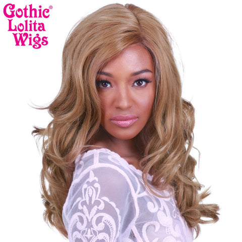 Lace Front Glamour Gal - Milk Tea Mix -00571