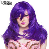 "RockStar Wigs® <br> Hologram 22"" - Purple Grape Mix - 00645"