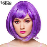 RockStar Wigs® Candy Girl Bob - Purple Blend - 00692