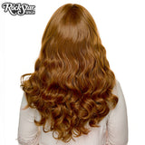 RockStar Wigs® <br> Madonna™ Collection - Caramel Brown Mix -00595