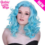 Lace Front Merilyn- Blue Blonde -00582
