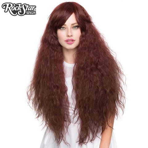 RockStar Wigs® <br> Prima Donna™ Collection - Chocolate Burgundy Mix-00207