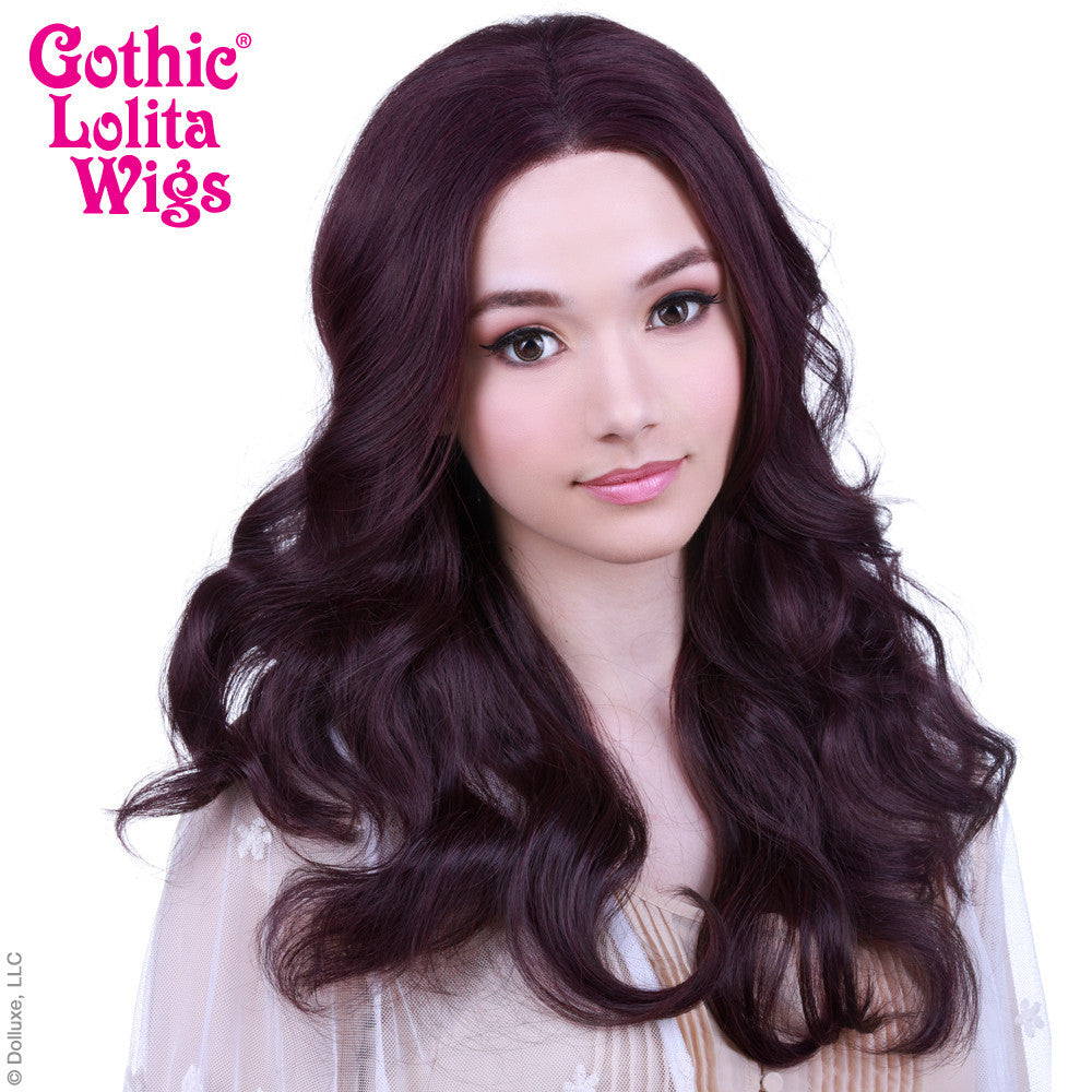 Lace Front Royale - Black Mahogany Burgundy Mix -00577