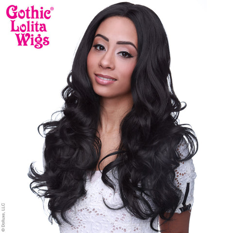 Lace Front Royale - Black -00541