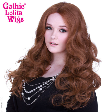 Lace Front Royale - Caramel Brown Mix -00578