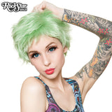 RockStar Wigs® Sassi Short - Mint Green -00813