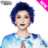 RockStar Wigs® Sassi Short - Royal Blue-00812