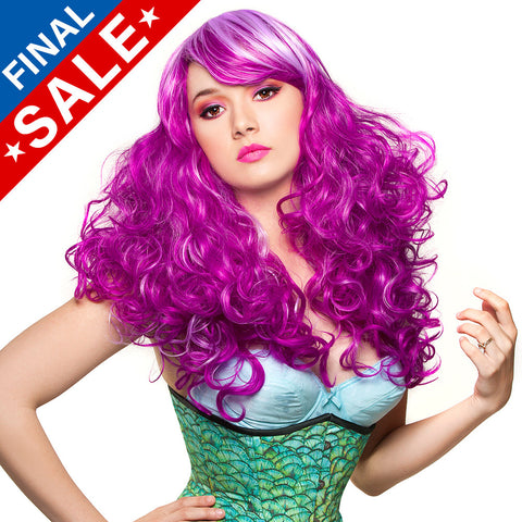 **RETIRED**  Show Girl Collection - Lavender Magenta Blend - 00723