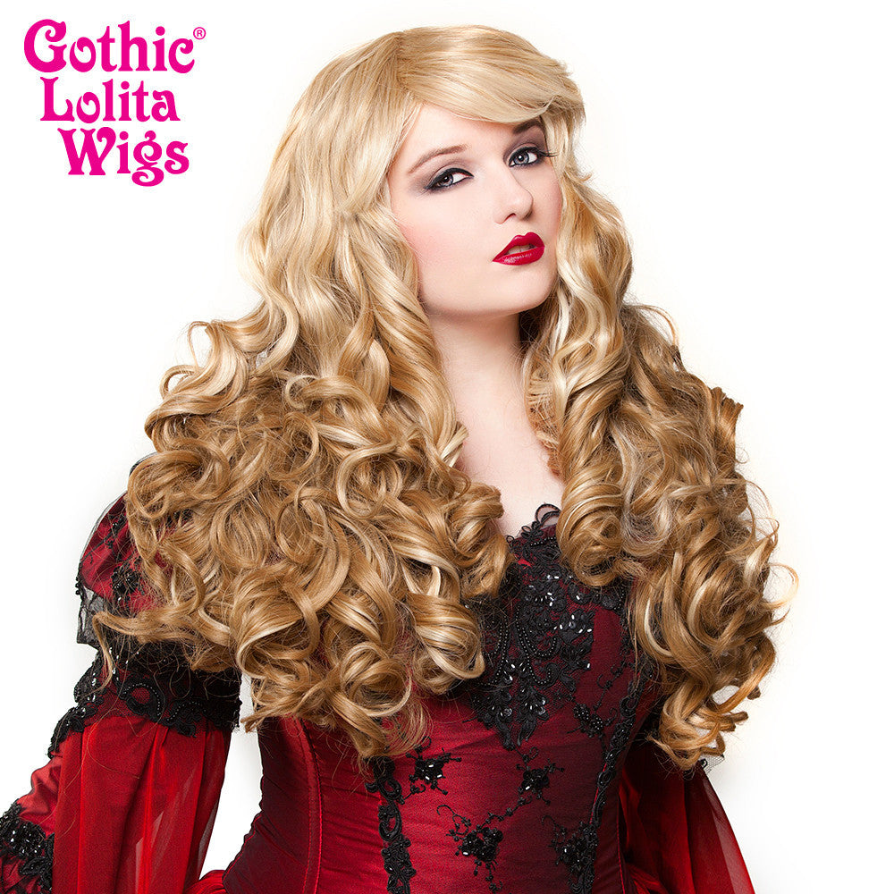 Gothic Lolita Wigs® <br> Spiraluxe 2™ Collection - Blondie
