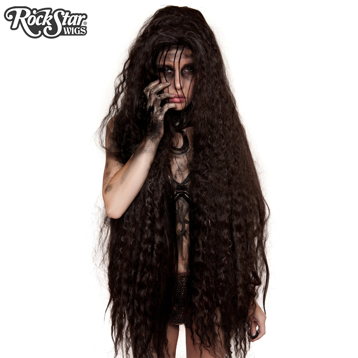 Cosplay Wigs USA® Character New - Suicide Witch - 00826