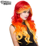 RockStar Wigs® <br> Triflect™ Collection - Screaming Crimson-00228