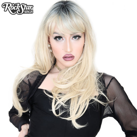 RockStar Wigs® <br> Uptown Girl™ Collection - Metropolitan Blonde  00231