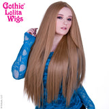 "Lace Front Yaki Straight 32"" - Milk Tea- 00589"