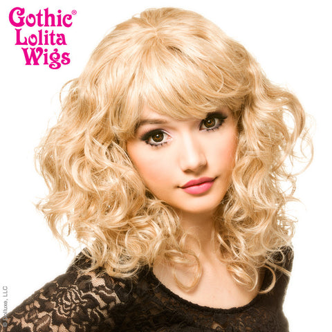 Gothic Lolita Wigs®  <br> Bijou - Light Medium Blonde Mix -00435