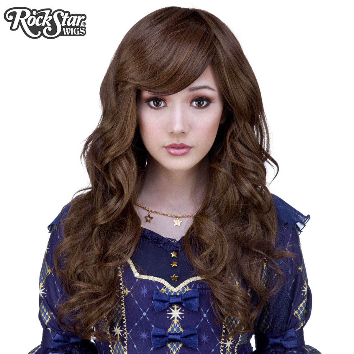 RockStar Wigs® <br> Farrah™ Collection - Brown Mix- 00481