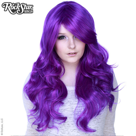 RockStar Wigs® <br> Farrah™ Collection - PURPLE- 00473