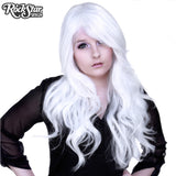 RockStar Wigs® <br> Farrah™ Collection - White- 00548