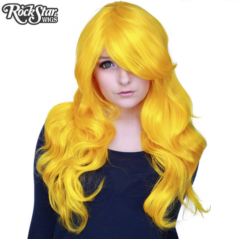 RockStar Wigs® <br> Farrah™ Collection - Yellow-  00471