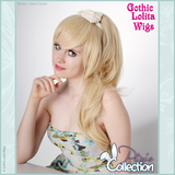 Gothic Lolita Wigs® <br> Pixie™ Collection - Ponytail 2 (Blonde Mix) -00089