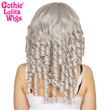 Gothic Lolita Wigs® <br> Ringlet Redux™ Collection - Silver -00379
