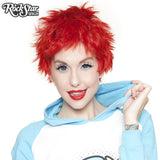 RockStar Wigs® Sassi Short - True Red -00469