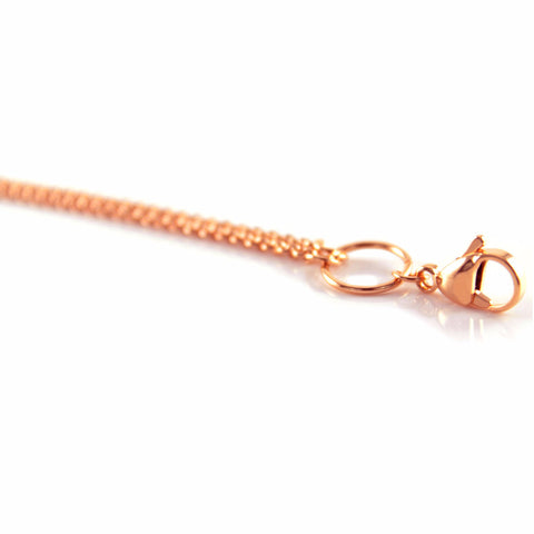 Over The Neck Extended Chain (Rose Gold)